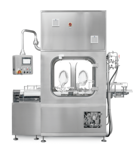 Decontamination Machine